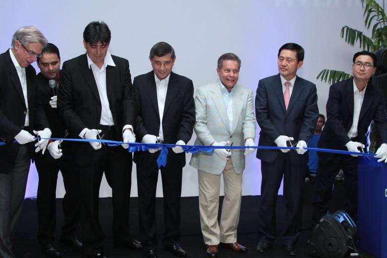 Inauguração da nova Hyundai CAOA