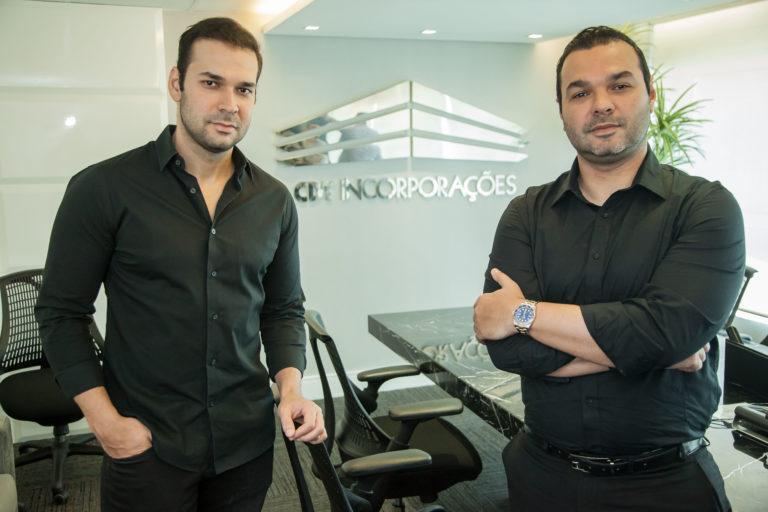 Thiago e Douglas Albuquerque apresentam primeiro empreendimento de alto luxo no Meireles