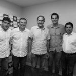 Adriano Nobre, Ricardo Bezerra, Joao Fiuza, Joao Fiuza E Pompeu Vasconcelos (2)