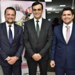 Adrisio Camâra, Naumi Gomes E Eduardo Camâra