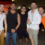 Alisson Gasse, Rafael Mota, Léo Lima, Eugênio Queiroz E Igor Gomes (1)
