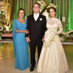 Berna Gurgel, Carlos Pessoa E Agatha Macedo