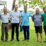 Beto Saboya, Ribamar Ponte, Irineu Guimarães, Fábio Campos, Gabriel Ponte E Ivonaldo Lins (2)