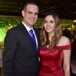 Célio Gurgele E Ana Flávia Torquarto