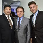 Carlos Mesquita, Adail Junior E Jorge Luiz Aragão