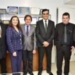 Carlos Mesquita, Natecia Campos, Adail Junior, Naumi Gomes, Marcelo Lemos E Marcio Martins