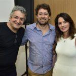 Celso Oliveira, Chistian E Renata Cravo