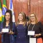 Daiane França, Larissa Gaspar E Rosa Mendonça