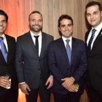David Chaves, Beto Pinto, Ari De Sá Cavalcante E Marcio Gurgel
