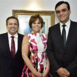 Domingos Filho, Patricia Aguiar E Naumi Gomes