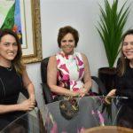 Erica Amorim, Patricia Aguiar E Silvia Goes