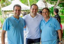 Fábio Campos, Irineu Guimarães E Beto Saboya (1)