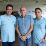 Fábio Campos, Saulo Militão E Beto Saboya (1)
