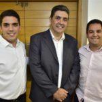 Felipe Barbosa, Fernando Oliveira E Carlos Guerra Junior