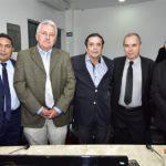 Fernando Pigui, Ricardo Cordeiro, Carlos Castelo, Kleber Correia E Jaime Verçosa