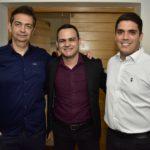 Fran Oliveira, Antonio Fagner E Felipe Barbosa