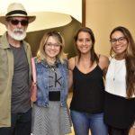 Gentil Barreira, Luciana Diogo, Rafaele Esmeraldo E Morena Lima