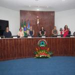 Homenagem à Neuma Figueiredo Na Câmara Municipal 5