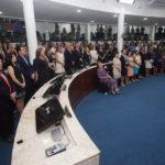 Homenagem à Neuma Figueiredo Na Câmara Municipal 8