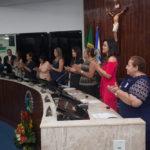 Homenagem à Neuma Figueiredo Na Câmara Municipal 9