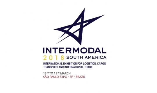 Intermodal South America 2018 São Paulo Paulista Rondônia Brazil