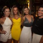 Isabel Miguel, Nara Oliveira, Ingrid Lima E Tatiana Bisio