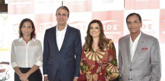 Izolda Cela, Camilo Santana, Émilia Buarque E Beto Studart