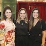 Jamile Rodrigues, Talyzie Mihaliuc E Luana Oliveira (1)