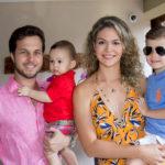João Filho, Tomaz, Carol E João Henrique Gurgel (2)