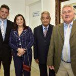 Jorge Luiz Aragão, Natecia E João Campos E Ricado Cordeiro