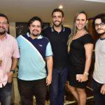 Jorge Salvador, Nilson Aguiar, Kauê Monteiro, Juanizia Pinheiro E Henrique Augusto