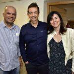 José Ramos, Fran Oliveira E Juliana Dourado