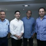 Jose Paranhos, Jonathan Magalhaes, Luciano Salgado E Erineu Guimaraes (1)