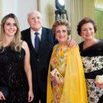 Lia Aragão, Luiz Marques, Regina Aragão E Sara Virgínia (4)