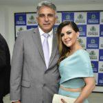 Luciano Cidrão E Adelina Feitosa