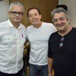 Luiz Sergio SAntos, Idelfonso Rodrigues E Celso Oliveira