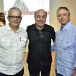 Luiz Sergio Santos, Silvio Frota E Erivaldo Arrais
