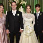 Manuela Borges, Carlos Pessoa, Agatha Macêdo E Frederico Borges