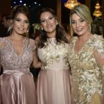 Manuela Borges, Jaci Moura, Andreia Borges