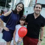 Manuela Ponte, Gabriela Cavalcante E Jonatas Costa