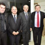 Marcelo Lemos, Roberto Mesquita, Walter Cavalcante, Francisco Feitosa E Fernando Maia