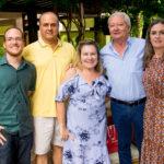 Marcos Ogrady, João E Nizoca Gurgel, Rômeo Bezerra E Silvana Gurgel (1)