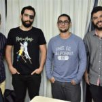 Matheus Campelo, Yuri Araujo, Gustavo David E Rootedy Batista