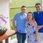Ozires Pontes, Nizoca Gurgel E Fábio Campos (3)