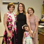 Patricia Aguiar, Erica, Vitória E Deusanira Amorim