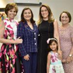 Patricia Aguiar, Natecia Campos, Erica, Vitória E Deusanira Amorim