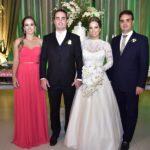 Patricia Gurgel, Carlos Pessoa, Agatha Macêdo E Neto Pessoa