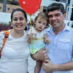 Patricia, Maria Julia E Joao Marcelo Oliveira