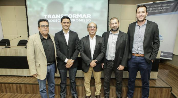 Paulo Marcelo, Dante Gadelha, Andre Montenegro, Bilal Succar E Jefersson Böne (3)