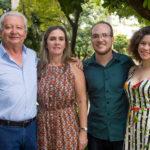 Rômeo Bezerra, Silvana Gurgel, Marcos Ogrady E Kelen Matos (1)